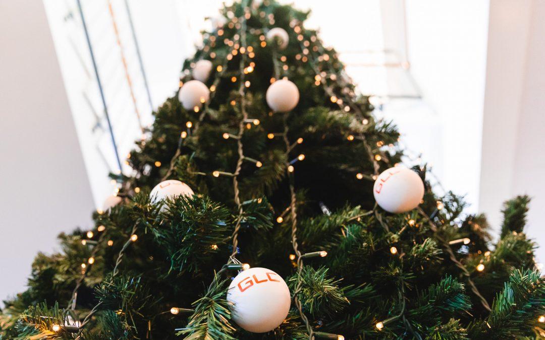 God Jul och Gott Nytt År. Vilken dag det blev!