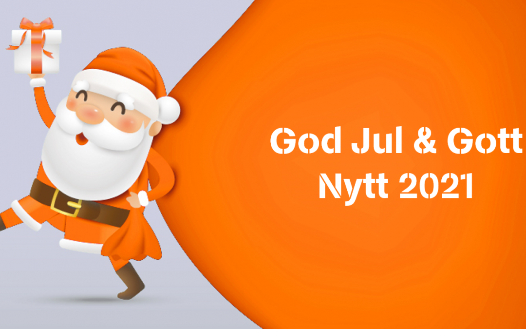 Vi stöttar Julkassen. God Jul & Gott Nytt 2021!